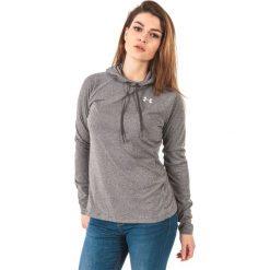 Bluzy damskie: Under Armour Bluza damska Tech LS Hood 2.0 - Solid szara r. L (1311502-019 )