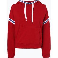 Tommy Jeans - Damska bluza nierozpinana, czerwony. Czarne bluzy sportowe damskie marki DOMYOS, z elastanu. Za 349,95 zł.