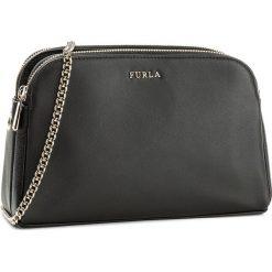 Torebka FURLA - Capriccio 943613 E EL73 V18 Onyx. Czarne torebki klasyczne damskie Furla, ze skóry. Za 990,00 zł.