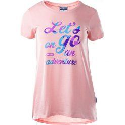 Bluzki asymetryczne: ELBRUS Koszulka damska Emas Light Pink r. L