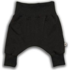 Spodnie niemowlęce Czarna Owca czarne r. 68 (NCO-03). Czarne spodnie niemowlęce NANAF ORGANIC. Za 51,30 zł.