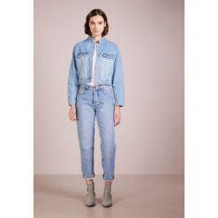 Bomberki damskie: Won Hundred COURNTEY Kurtka jeansowa light blue