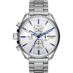 Diesel - Zegarek DZ4473. Czarne zegarki męskie marki Fossil, szklane. W wyprzedaży za 669,90 zł.