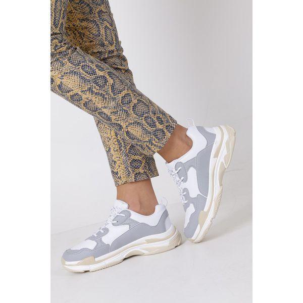 b676f676 Sneakersy damskie Casu - Promocja. Nawet -40%! - Kolekcja lato 2019 -  myBaze.com