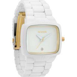 Zegarek unisex All White Gold Nixon Player A1402035. Zegarki damskie Nixon. Za 935,00 zł.