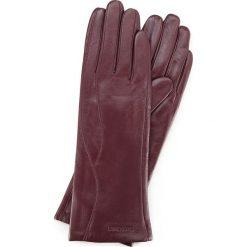 Rękawiczki damskie: 39-6L-225-BD Rękawiczki damskie