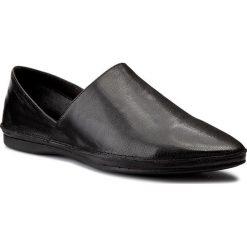 Półbuty VAGABOND - Antonia 4313-001-20 Black. Czarne półbuty damskie skórzane marki Vagabond, na płaskiej podeszwie. W wyprzedaży za 269,00 zł.