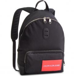 Plecak CALVIN KLEIN JEANS - Sp Essential + Cp Backpack 45 K40K400798 001. Czarne plecaki męskie Calvin Klein Jeans, z jeansu. Za 399,00 zł.