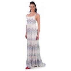 Pepe Jeans Sukienka Damska Sage Xs Kremowy. Białe sukienki marki Pepe Jeans, xs, z jeansu. W wyprzedaży za 299,00 zł.