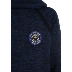 Scotch Shrunk TWISTED HOOD Bluza z kapturem night melange. Niebieskie bluzy chłopięce rozpinane marki Scotch Shrunk, z bawełny, z kapturem. W wyprzedaży za 231,20 zł.