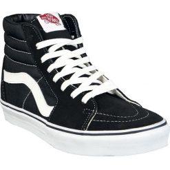 Vans Sk8-Hi Buty sportowe czarny/biały. Białe buty skate męskie marki Vans, z aplikacjami, vans sk8. Za 324,90 zł.