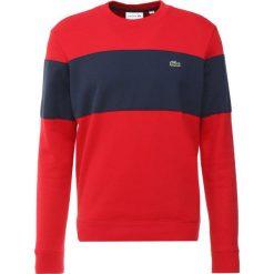 Lacoste Bluza red/navy blue. Czerwone bluzy męskie Lacoste, m, z bawełny. Za 499,00 zł.
