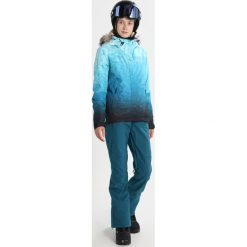 Roxy JET SKI  Kurtka snowboardowa ink blue/solargradient. Białe kurtki damskie narciarskie marki Roxy, l, z nadrukiem, z materiału. W wyprzedaży za 743,20 zł.
