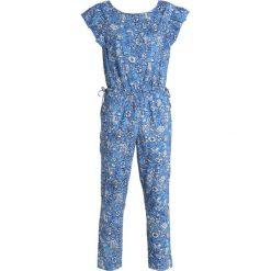 Leon & Harper OLIVIA INDIAN Kombinezon blue. Niebieskie kombinezony damskie marki Leon & Harper, s, z bawełny. W wyprzedaży za 506,35 zł.