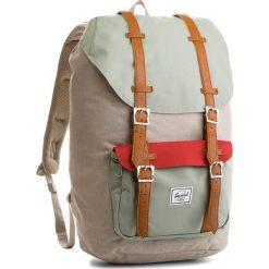 Plecaki męskie: Plecak HERSCHEL – Lil Amer 10014-01868  Khaki/Shadow