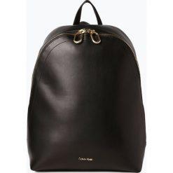 Calvin Klein - Plecak damski, czarny. Czarne plecaki damskie Calvin Klein. Za 379,95 zł.