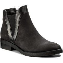 Sztyblety SERGIO BARDI - Arena FW127281317GM 601. Czarne buty zimowe damskie Sergio Bardi, z nubiku. W wyprzedaży za 219,00 zł.