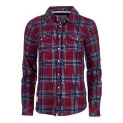 Brakeburn Koszula Damska 12 Burgundowa. Czerwone koszule damskie marki Brakeburn, uniwersalny, eleganckie. W wyprzedaży za 145,00 zł.