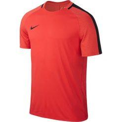 Nike Koszulka męska M NK DRY TOP SS SQD PRIME pomarańczowa r. S (846029 852). Brązowe koszulki sportowe męskie marki Nike, m. Za 115,42 zł.