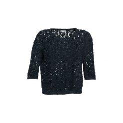 Swetry Betty London  CLEM. Niebieskie swetry klasyczne damskie marki BOTD, l. Za 103,20 zł.