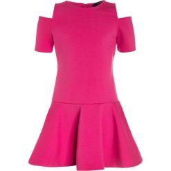 Odzież dziecięca: Polo Ralph Lauren Sukienka z dżerseju ultra pink