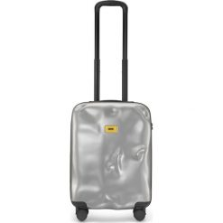 Walizka Icon kabinowa srebrna. Szare walizki Crash Baggage. Za 880,00 zł.