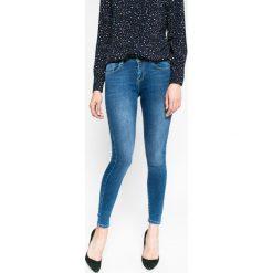 Medicine - Jeansy Stargazer. Szare jeansy damskie rurki marki MEDICINE, z materiału. W wyprzedaży za 79,90 zł.