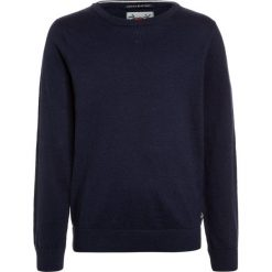 Swetry chłopięce: Scotch Shrunk BASIC Sweter navy