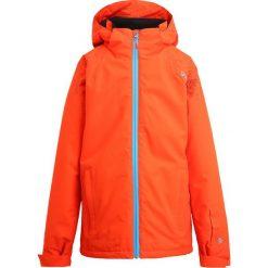 Brunotti SADLER  Kurtka snowboardowa spicy orange. Brązowe kurtki chłopięce sportowe marki Reserved, l, z kapturem. W wyprzedaży za 377,10 zł.