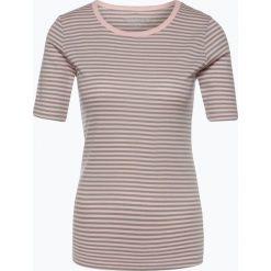 Brookshire - T-shirt damski, różowy. Czarne t-shirty damskie marki brookshire, m, w paski, z dżerseju. Za 69,95 zł.