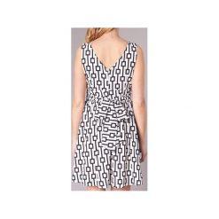Sukienki krótkie Molly Bracken  LOUAN. Czarne sukienki hiszpanki Molly Bracken, l, z krótkim rękawem, mini. Za 191,20 zł.
