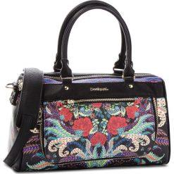 Torebka DESIGUAL - 18WAXPBA 2000. Czarne torebki klasyczne damskie marki Desigual, ze skóry ekologicznej. W wyprzedaży za 239,00 zł.