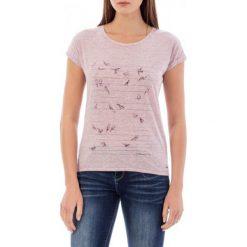 Timeout T-Shirt Damski Xs Różowy. Czerwone t-shirty damskie Timeout, xs, z nadrukiem. Za 83,00 zł.