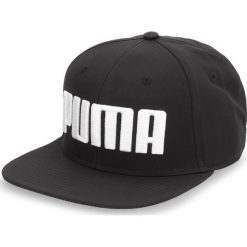 Czapka z daszkiem PUMA - Flatbrim Cap 021460 01 Puma Black. Czarne czapki z daszkiem damskie Puma. Za 79,00 zł.
