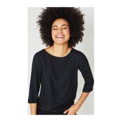 Bluzki asymetryczne: Krepowa bluzka
