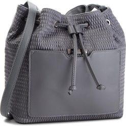 Torebka MONNARI - BAG9250-019 Grey. Szare torebki worki Monnari, ze skóry ekologicznej. W wyprzedaży za 179,00 zł.