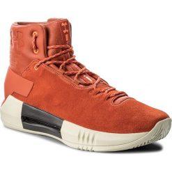 Buty UNDER ARMOUR - Ua Drive 4 Premium 1302941-840 Bst/Bst. Czerwone buty fitness męskie marki Under Armour, z materiału. W wyprzedaży za 379,00 zł.
