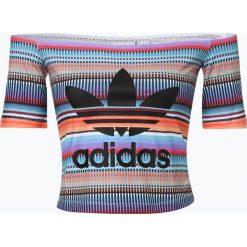 Adidas Originals - T-shirt damski, biały. Białe t-shirty damskie adidas Originals, s, z nadrukiem. Za 179,95 zł.