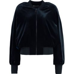 Bluzy damskie: Selected Femme SFBOEY  Bluza rozpinana black