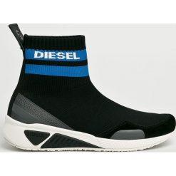 Diesel - Buty. Szare buty sportowe damskie Diesel. W wyprzedaży za 759,90 zł.
