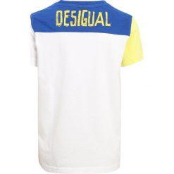 T-shirty chłopięce z nadrukiem: Desigual LIRIO Tshirt z nadrukiem white