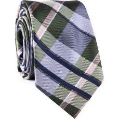 Krawat KWWR001781. Fioletowe krawaty męskie Giacomo Conti, z mikrofibry. Za 69,00 zł.
