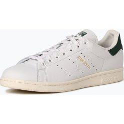 Adidas Originals - Męskie tenisówki ze skóry – Stan Smith, czarny. Czarne tenisówki męskie adidas Originals, ze skóry. Za 449,95 zł.