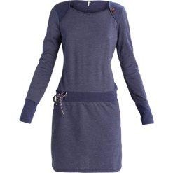 Sukienki hiszpanki: Ragwear MIKE ORGANIC Sukienka z dżerseju indigo