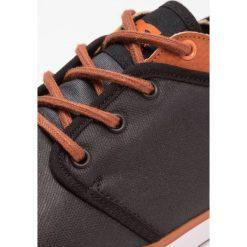 DC Shoes STUDIO 2 TX SE Tenisówki i Trampki black/camel. Czarne tenisówki męskie DC Shoes, z materiału. Za 379,00 zł.