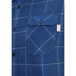 Koszule męskie na spinki: Jack Wills ENMORE SLUB CHECK FLANNEL Koszula navy