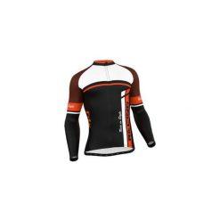 Bluza rowerowa męska FDX Cycling Thermal Long Sleeve Jersey M. Brązowe bejsbolówki męskie FDX, l, z jersey, rowerowe. Za 219,90 zł.