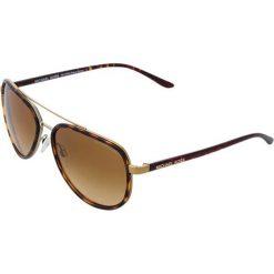 Michael Kors PLAYA NORTE Okulary przeciwsłoneczne havana. Brązowe okulary przeciwsłoneczne damskie aviatory Michael Kors. Za 669,00 zł.