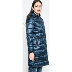 Broadway - Płaszcz. Szare płaszcze damskie marki Mango, l, z elastanu, klasyczne. W wyprzedaży za 249,90 zł.