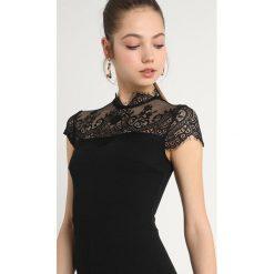 Sista Glam MADELINA Kombinezon black. Czarne kombinezony damskie marki Sista Glam, z elastanu. Za 369,00 zł.